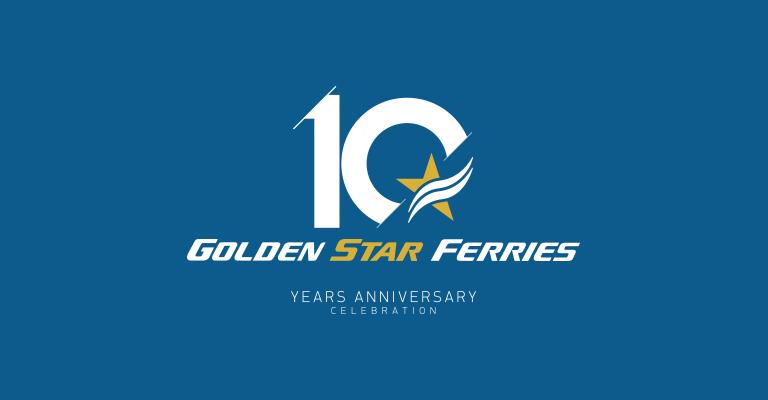 ΤΟ «10-ΕΤΕΣ» ΤΑΞΙΔΙ ΤΗΣ Golden Star Ferries!